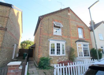 Thumbnail 2 bed semi-detached house for sale in Bremer Road, Staines-Upon-Thames, Surrey