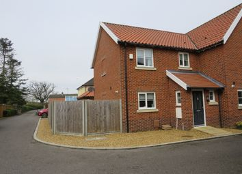 3 bed semi-detached house for sale in Briar Gardens, Attleborough NR17