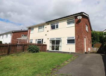 Thumbnail 3 bed semi-detached house for sale in Home Farm Green, Caerleon, Newport