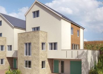 Thumbnail 5 bed detached house for sale in Woodland View, Mitcheldean, Gloucestershire