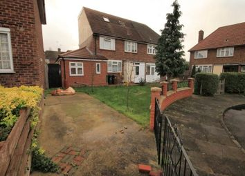 Thumbnail 4 bedroom property for sale in Ben Tillet Close, Barking
