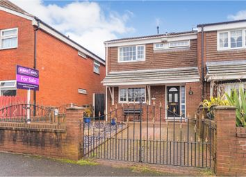 Thumbnail 3 bed semi-detached house for sale in Inskip, Skelmersdale