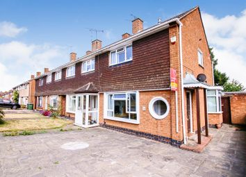 Thumbnail 2 bed end terrace house for sale in Featherbed Lane, Hillmorton, Rugby