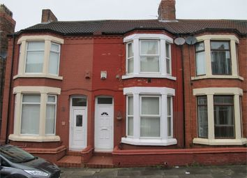 Thumbnail 3 bed terraced house for sale in Chermside Road, Liverpool, Merseyside
