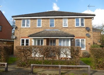 Thumbnail 1 bedroom flat for sale in Oak Close, Fornham St. Martin, Bury St. Edmunds