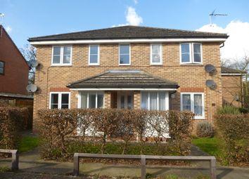 Thumbnail 1 bed flat for sale in Oak Close, Fornham St. Martin, Bury St. Edmunds