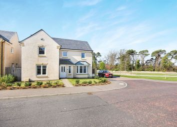 Thumbnail 4 bed detached house for sale in Wester Kippielaw Drive, Dalkeith
