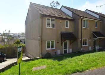Thumbnail 2 bed end terrace house to rent in Holywell Road, Liskeard