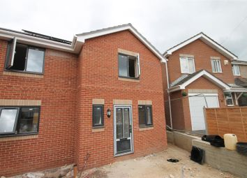 Thumbnail 2 bed town house for sale in Winterbourne Road, Oakdale, Poole