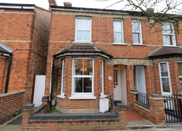 Thumbnail 3 bed terraced house to rent in George Street, Bedford, Bedfordshire