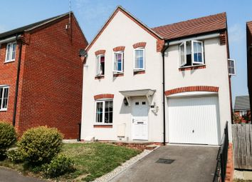 Thumbnail 4 bed detached house for sale in Crocker Way, Wincanton, Somerset
