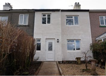 Thumbnail 3 bed terraced house for sale in St. Aubyn Terrace, Plymouth