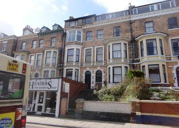 Thumbnail 1 bed flat to rent in Flat 7, 26-28 Aberdeen Walk, Scarborough
