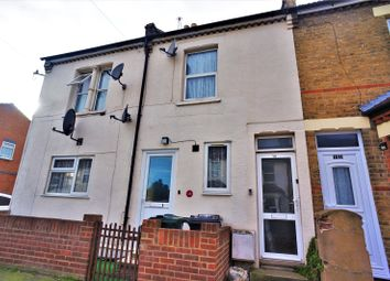 2 bed terraced house to rent in Castle Street, Swanscombe, Kent DA10