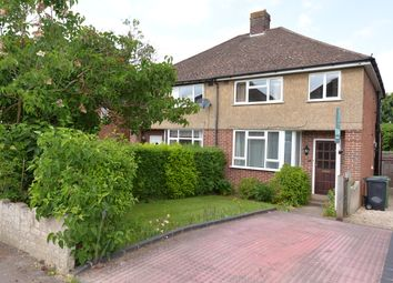 Thumbnail 3 bedroom semi-detached house to rent in Maple Close, Botley