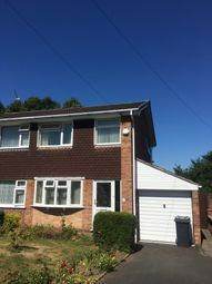 Thumbnail 3 bedroom semi-detached house to rent in Newfield Road, Burton On Trent