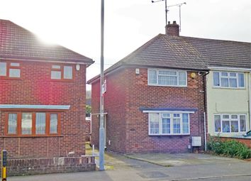 Thumbnail 3 bedroom end terrace house for sale in Dallow Road, Luton, Bedfordshire