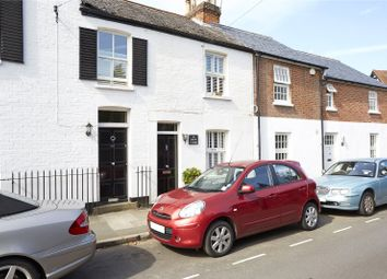 Thumbnail 2 bed terraced house for sale in Park Road, Esher, Surrey