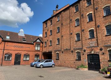 Thumbnail 2 bedroom flat for sale in Crown Mill, Vernon Street, Lincoln