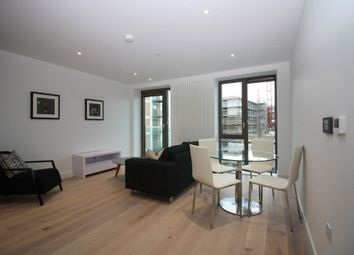 Thumbnail 1 bed flat to rent in Curtain Road, Aldgate