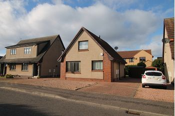 Thumbnail 3 bed detached house to rent in Macdonald Smith Drive, Carnoustie