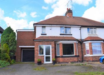 Thumbnail 4 bedroom semi-detached house for sale in Goodyers End Lane, Bedworth