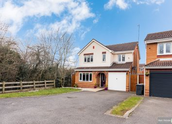 Thumbnail 4 bed detached house for sale in Campbell Close, Galley Common, Nuneaton