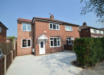 Thumbnail 3 bedroom semi-detached house for sale in Park Street, Bredbury, Stockport, Cheshire