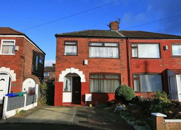 Thumbnail 3 bedroom semi-detached house to rent in Homebury Drive, Manchester, Greater Manchester