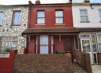 Thumbnail 3 bed terraced house for sale in 30 Green Street, Forest Gate, London