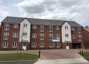 Thumbnail 2 bedroom flat for sale in Parker Drive, Buntingford