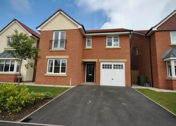 Thumbnail 4 bed detached house to rent in Hughes Lane, Malpas, Cheshire