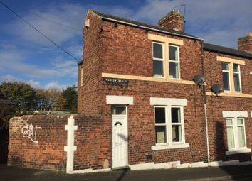 Thumbnail 3 bedroom end terrace house to rent in Wordsworth Street, Gateshead