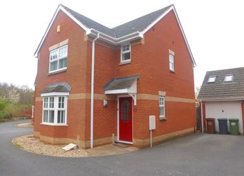 Thumbnail 4 bed property to rent in Knights Crescent, Exeter