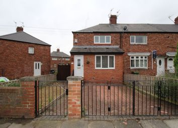 Thumbnail 2 bed terraced house for sale in Cambridge Avenue, Hebburn
