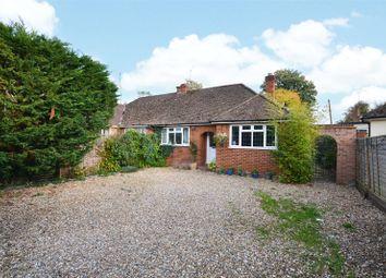 Thumbnail 4 bedroom semi-detached bungalow for sale in Meadow Way, Priestwood, Bracknell, Berkshire