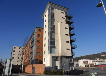 Thumbnail 2 bed flat for sale in Altamar, Swansea, Swansea