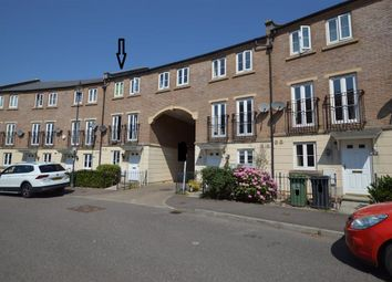 Thumbnail 4 bed town house to rent in Fleming Way, St Leonards, Exeter