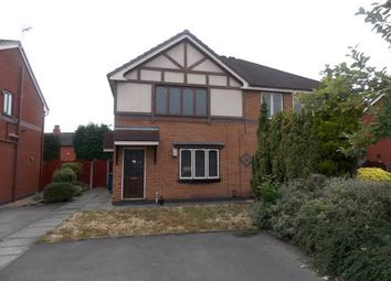 Thumbnail 1 bed flat to rent in Waterslea, Eccles, Manchester