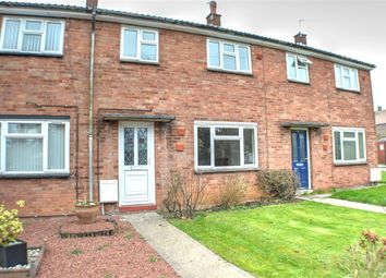 Thumbnail 3 bedroom terraced house for sale in Thorold Avenue, Cranwell Village, Sleaford