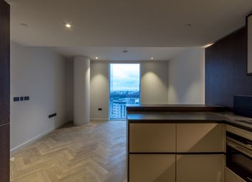Thumbnail 2 bed flat to rent in Circus West Village, Aurora, Fladgate House, London
