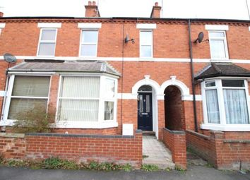 Thumbnail 2 bed terraced house to rent in Spencer Road, Rushden, Northants