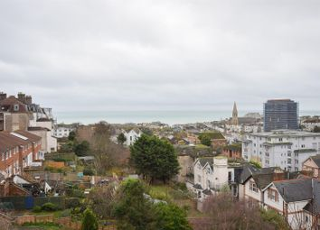 Thumbnail 3 bed flat for sale in De Cham Road, St. Leonards-On-Sea