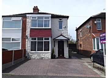 Thumbnail 3 bed semi-detached house for sale in Welbeck Avenue, Oldham