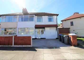 Thumbnail 4 bed semi-detached house for sale in Bedale Place, Cleveleys