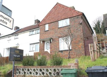 Thumbnail 2 bedroom end terrace house to rent in The Crestway, Brighton, East Sussex