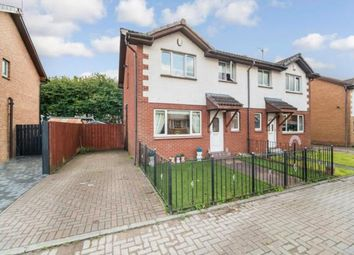 Thumbnail 3 bed semi-detached house for sale in Mellerstain Grove, Yoker, Glasgow