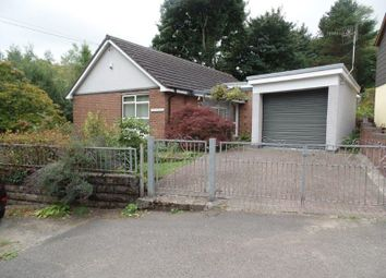 Thumbnail 3 bed detached bungalow for sale in Swansea Road, Merthyr Tydfil