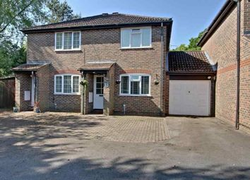 Thumbnail 2 bed semi-detached house for sale in Highland Drive, Fleet