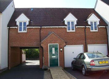 Thumbnail 2 bed property to rent in Lupin Way, Willand, Cullompton